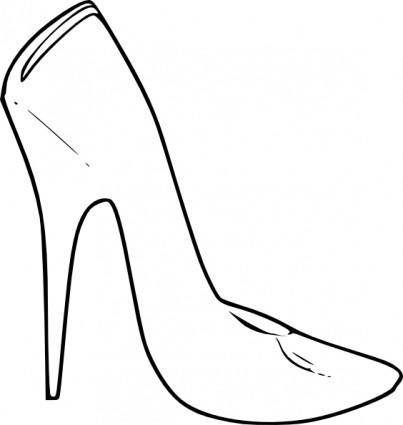 High Heel Shoes Women Fashion clip art