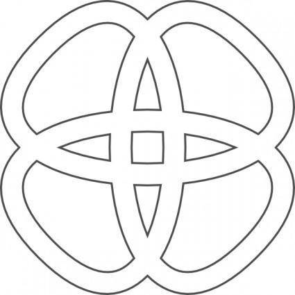 free vector Celtic Knots clip art