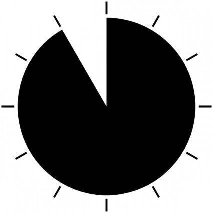 free vector Clock Periods clip art