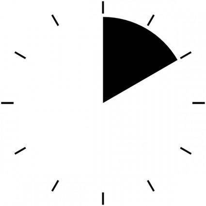 Clock Periods clip art