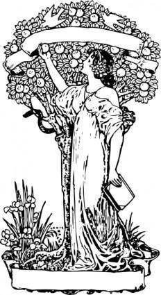 Tree Of Knowledge clip art