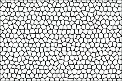 Mosaic clip art