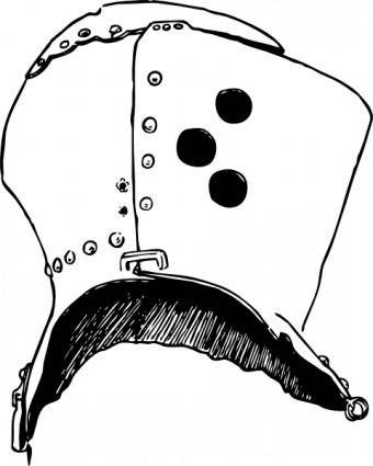 The Westminster Helm Clothing clip art