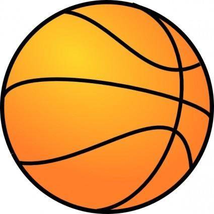 Gioppino Basketball clip art