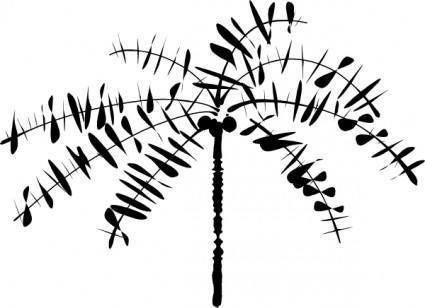 Coconut Tree clip art