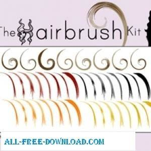 Hairbrush Kit