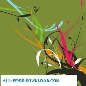 free vector Foliage 2