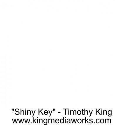 free vector Shiney Key clip art