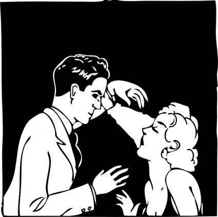 Hypnosis clip art