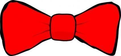 Bow Tie clip art