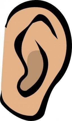 EarBody Part clip art