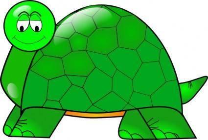 free vector Turtle clip art