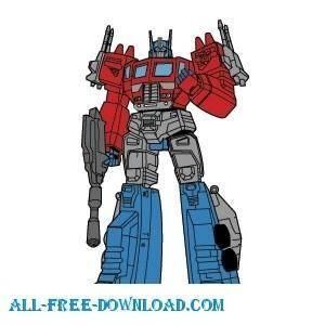 free vector Commander