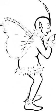 Jack Frost clip art
