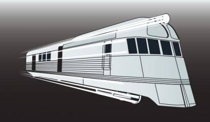 free vector Pioneer Zephyr clip art