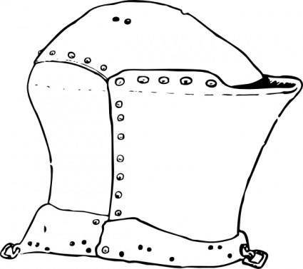 The Berendyne Helm Helmet clip art