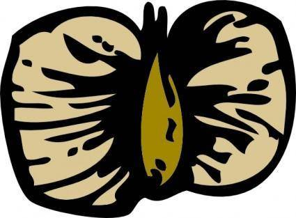 free vector Birch Seed clip art