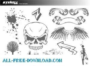free vector Free Vector Shapes