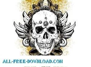 free vector Skull Vector Graphics