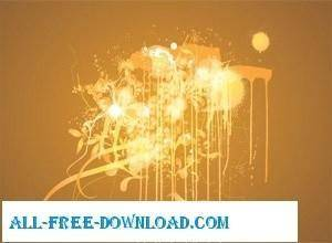 free vector Booklet Cover Vector