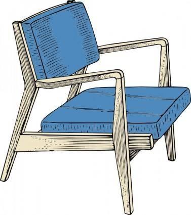 free vector Chair clip art