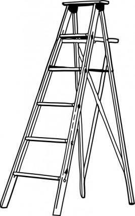 free vector Ladder clip art