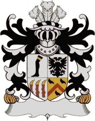 Roystonlodge Coat Of Arms Gilman clip art