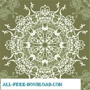 free vector Ornamnet Eps Free Download