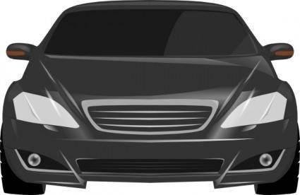 free vector Mercedes S Klasse clip art