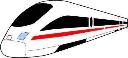 Train clip art 109331