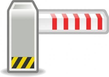 free vector Train Semaphore clip art
