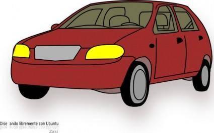free vector Car clip art