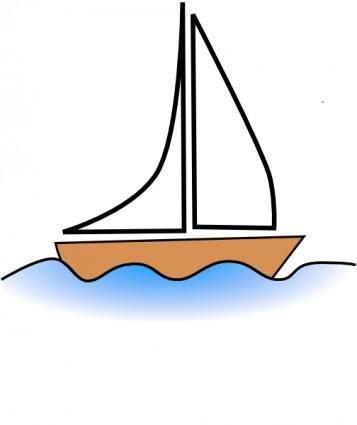free vector Boat clip art