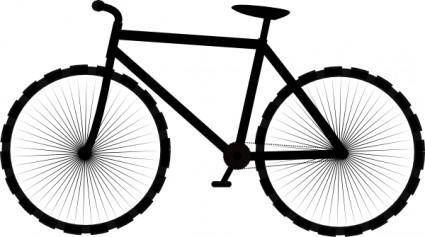 Bike Bicycle clip art