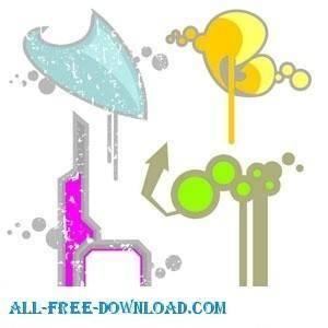 Trendy Free Vectors