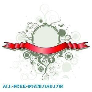 free vector Free Ribbons
