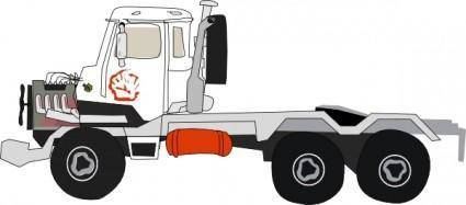 Used_truck03 clip art