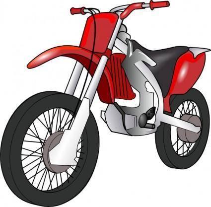 Technoargia Motorbike Opt clip art
