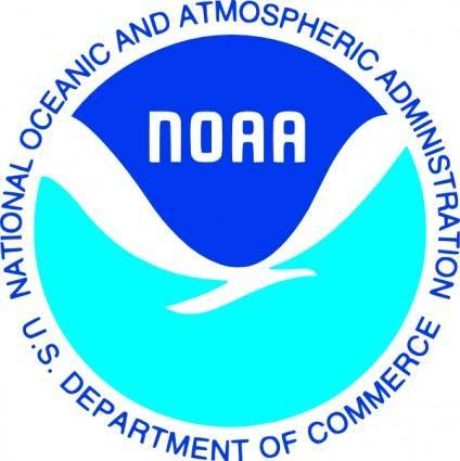 Noaa Departmental Logo Converted To Svg clip art