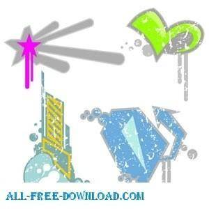 free vector Coolest Vector Pack