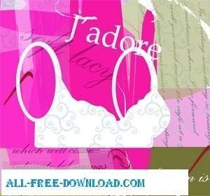 free vector Free Fashion Vector Pack