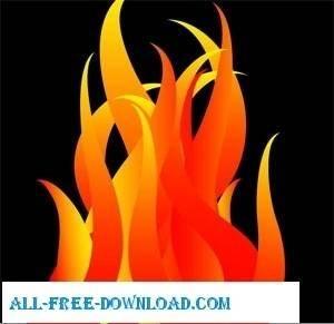 free vector Flame Vectors