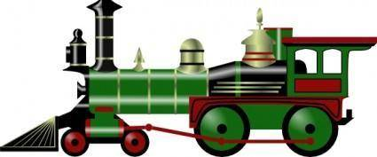 free vector Train clip art