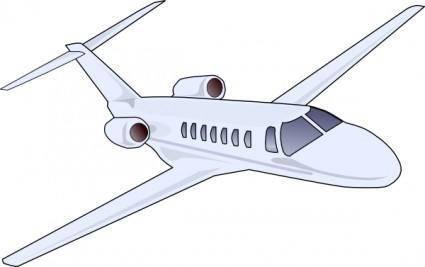 Aircraft clip art