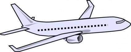 Aircraft1 clip art