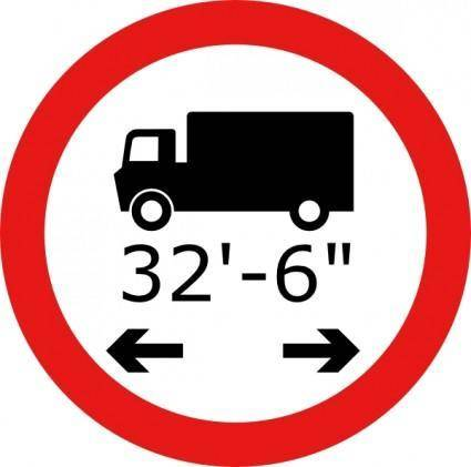 free vector Road Signs clip art
