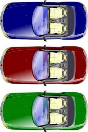 free vector Bmw Z4 From Top clip art