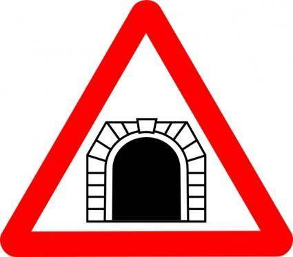 Svg Road Signs clip art