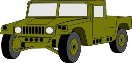 Hummer clip art