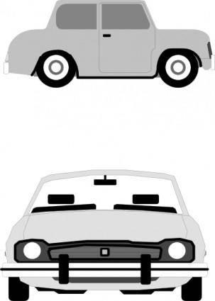 Autos clip art